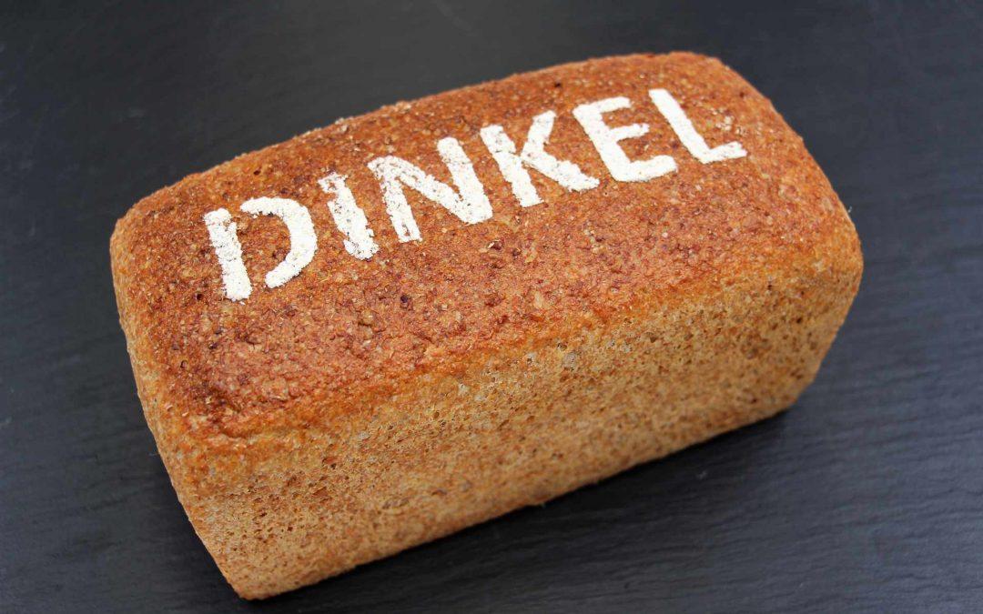Das gesunde Korn Dinkel und Dinkelvollkornbrot zum selber machen