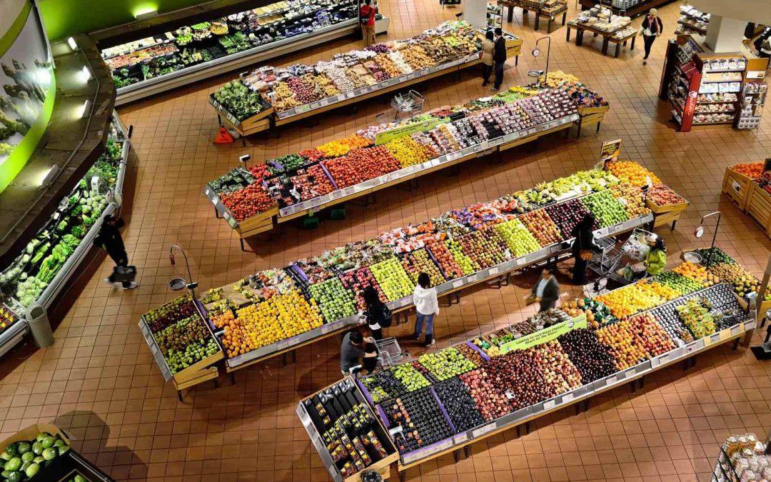 Meine Einkaufsliste: Welche Lebensmittel Sie immer vorrätig haben sollten (inkl. PDF-Download).