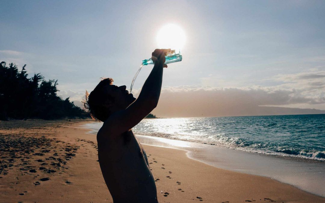 Warum du mehr Wasser trinken solltest